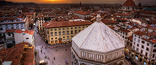 Sightseeing day tour to Florence, Tuscany, Italy
